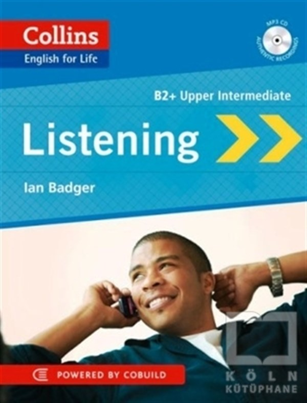 Collins English for Life Listening - B2+ Upper Intermediate