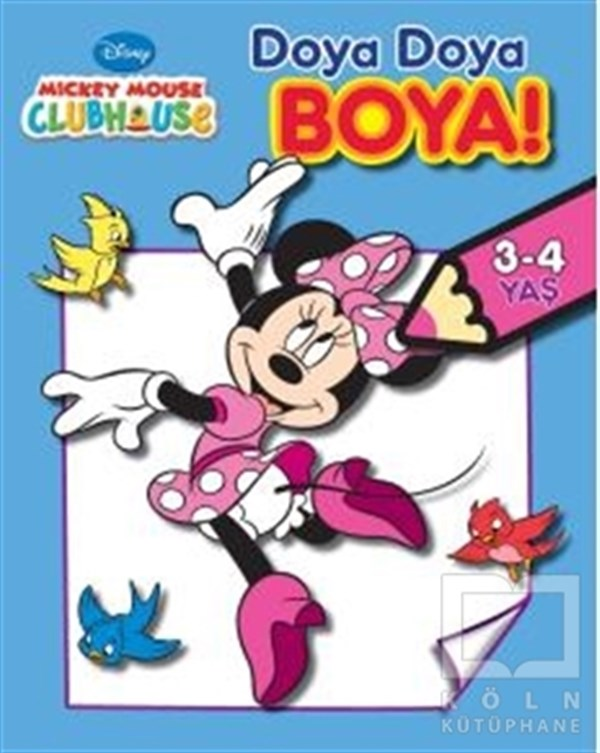 Doya Doya Boya - Mickey Mouse Club House