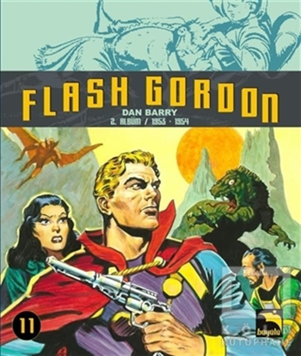 Flash Gordon 11.Cilt