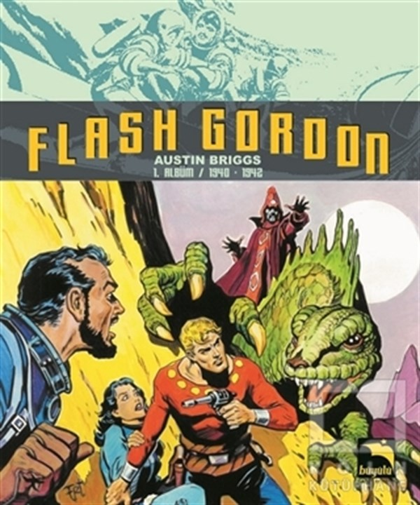 Flash Gordon 8. Cilt