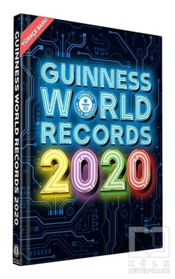 Guinness World Records 2020 (Türkçe)