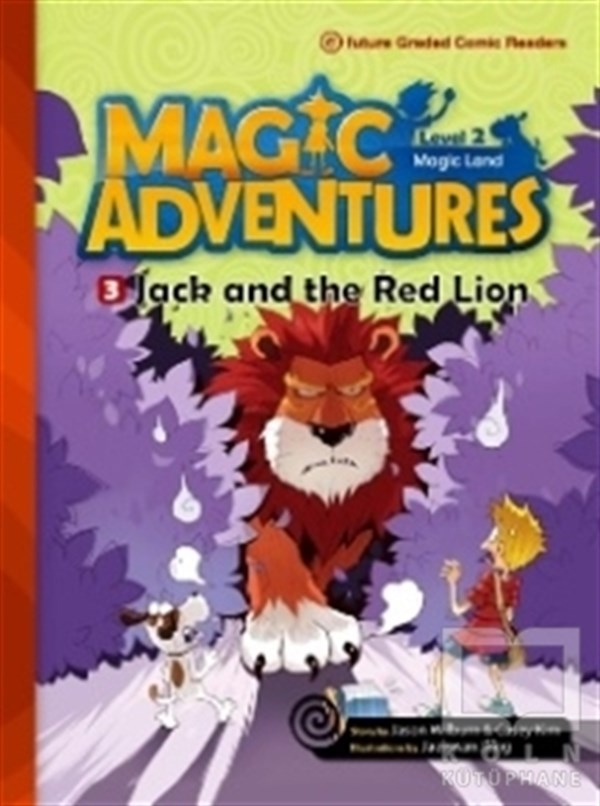 Magic Adventures - 3 : Jack and the Red Lion - Level 2