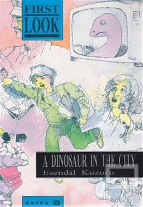 A Dinosaur in the City