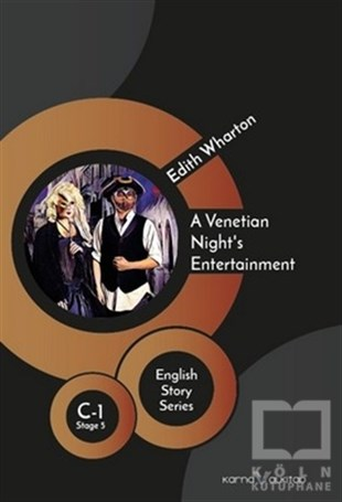 Edith WhartonYabancı Dilde KitaplarA Venetian Night's Entertainment - English Story Series