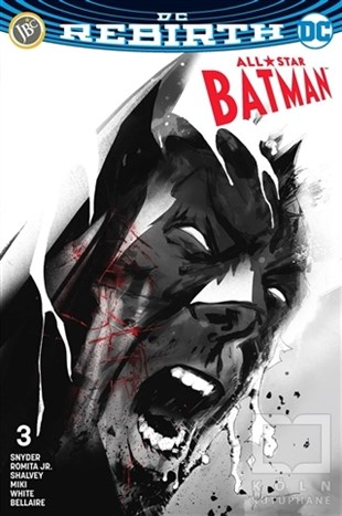 All-Star Batman Sayı 3 (DC Rebirth)