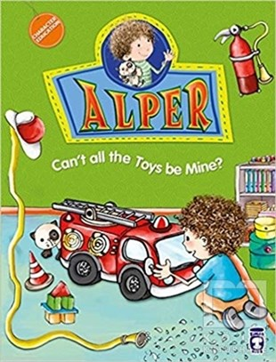 Alper - Cant All the Toys be Mine?