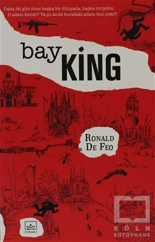 Bay King Ronald De Feo