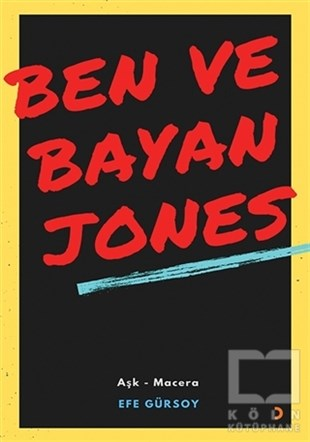 Ben ve Bayan Jones