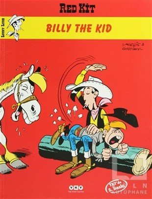 Billy The Kid / Red Kit 15