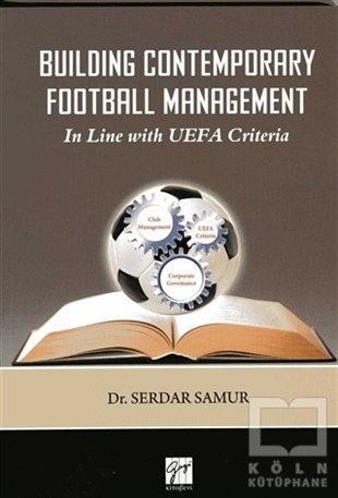 Serdar SamurYönetimBuilding Contemporary Football Management