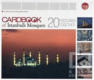 Cardbook of İstanbuls Mosques
