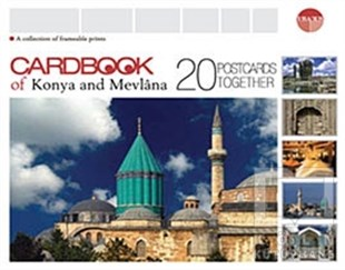 Cardbook of Konya and Mevlana