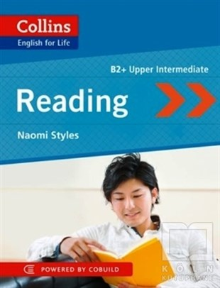Naomi StylesDil ÖğrenimiCollins English for Life Reading - B2+ Upper Intermediate