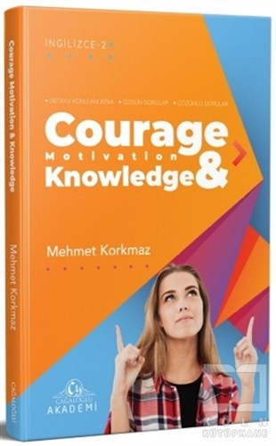 Courage Motivation & Knowledge