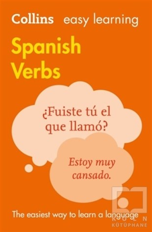 Easy Learning Spanish Verbs (3rd Ed)