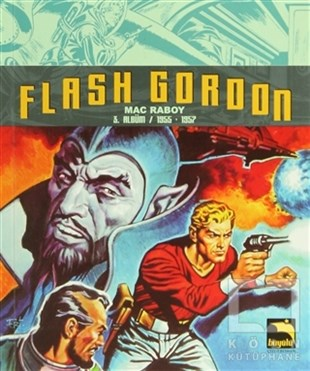 Flash Gordon 3. Albüm / 1955-1957
