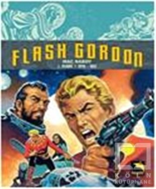 Flash Gordon Cilt: 1