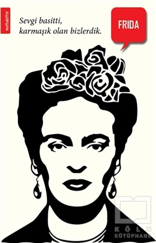 Frida - Motto Defter