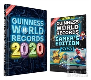 Guinness World Records 2020 (2 Kitap Takım)