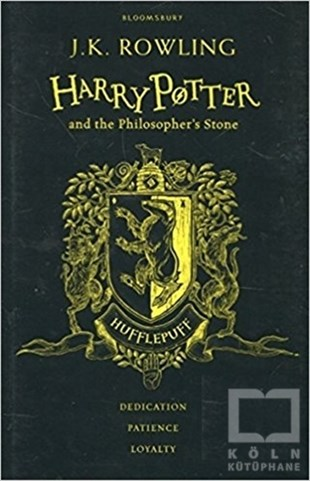 Harry Potter and the Philosophers Stone - Hufflepuff