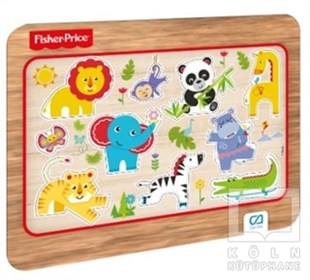 CA Games Hayvanlar - Fisher Price