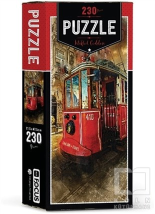 İstiklal Caddesi - Puzzle (BF135)