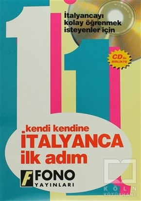 İtalyanca İlk Adım (MP3 CD)