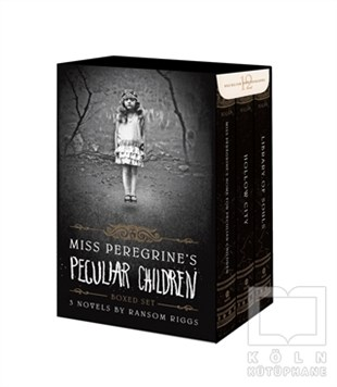 Miss Peregrines Peguliar Children Boxed Set