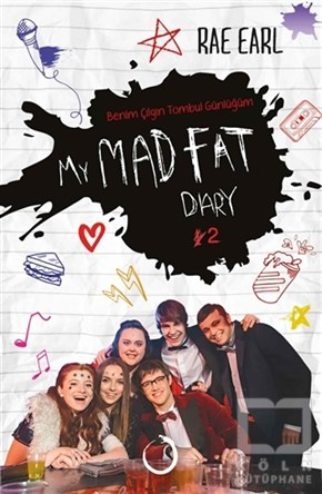 My Mad Fat Diary 2