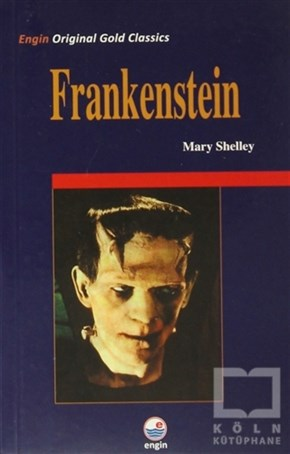 Mary ShelleyKorku-GerilimOrginal Gold - Frankenstein