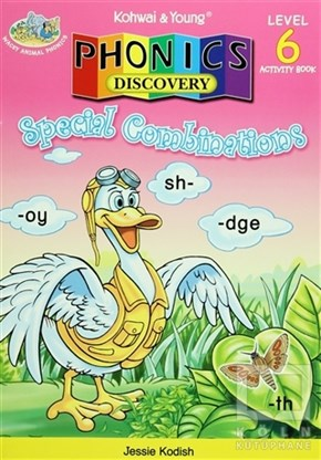 Phonics Discovery : Special Combinations / Level 6