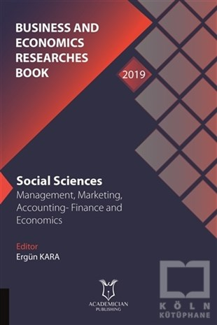 Business and Economics Researches Book