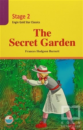 Frances Hodgson BurnettYabancı Dilde KitaplarStage 2 - The Secret Garden