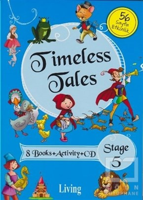 Stage 5 -Timeless Tales 10 Kitap Set