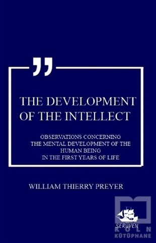 The Development Of The Intellect