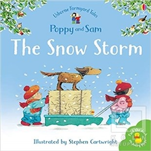 The Snow Storm - Poppy and Sam