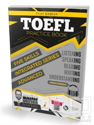 TOEFL Practice Book-Advanced