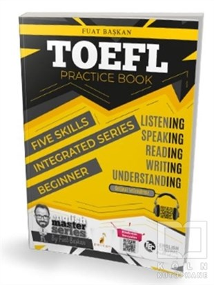 TOEFL Practice Book-Beginner