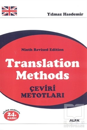 Yılmaz HasdemirGenel KonularTranslation Methods