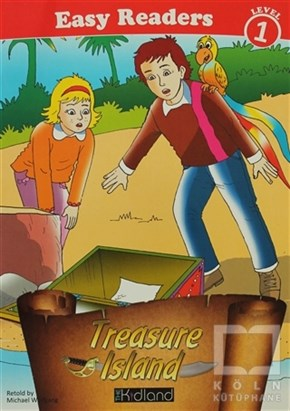 Treasure Island - Easy Readers Level 1