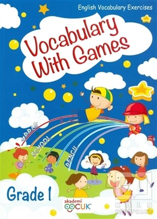 Vocabulary With Games Grade 1