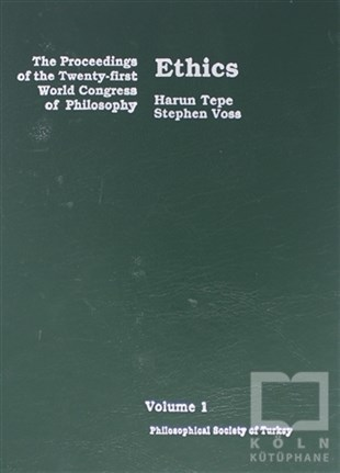 Volume 1: Ethics