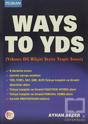Ways to YDS