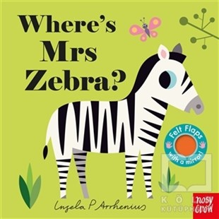 Wheres Mrs Zebra?
