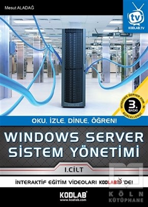 Windows Server Sistem Yönetimi 1. Cilt