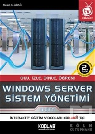 Windows Server Sistem Yönetimi 2. Cilt