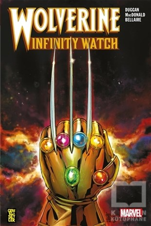 Wolverine - Infinity Watch