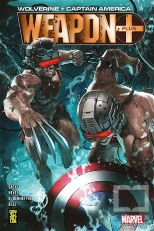 Wolverine and Captain America : Weapon+