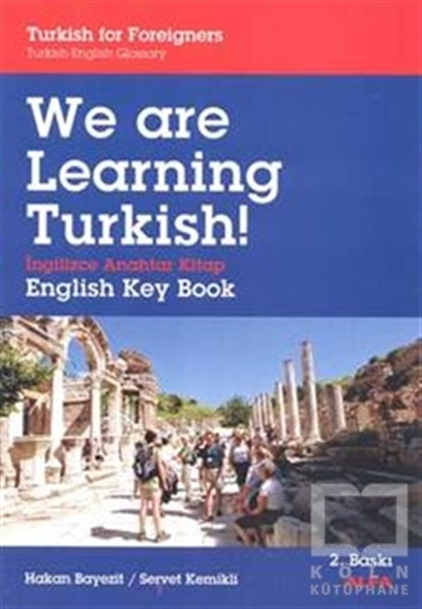 We are Learning Turkish!